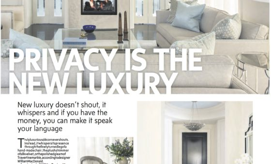 Globe and Mail Luxury Real Estate